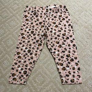 Leopard Print Bottoms